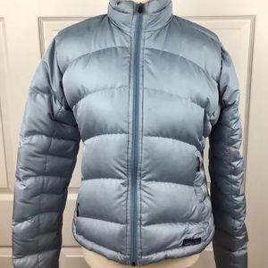 Patagonia Size Medium Down Jacket Powder Blue